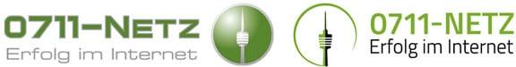 0711-Netz Logos im Vergleich