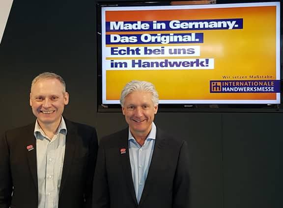Eine Woche auf der Internationalen Handwerksmesse IHM in München