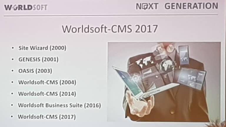 Worldsoft CMS Next Generation mit Atomic Design und vielem mehr