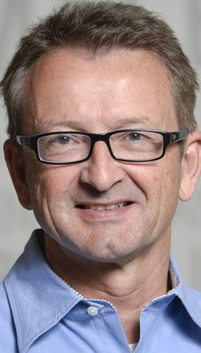 Hans Jürgen Below, Geschäftsführer der Verlagsanstalt Handwerk
