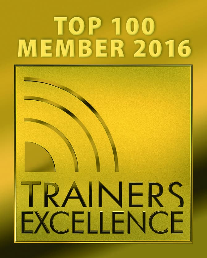 Top 100 Excellent Trainers