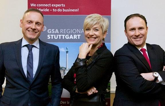 Jahresvorschau der GSA Regionalgruppe Stuttgart