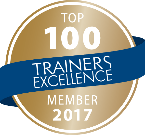 Speakers Excellence, Top 100 Trainer