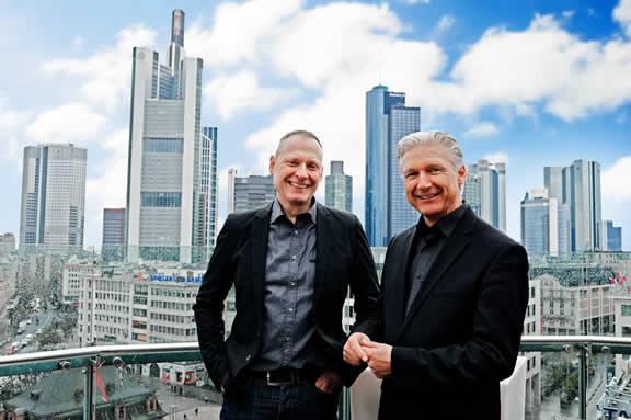 Volker Geyer und Thomas Issler veranstalten Internet-Marketing-Tag im Handwerk