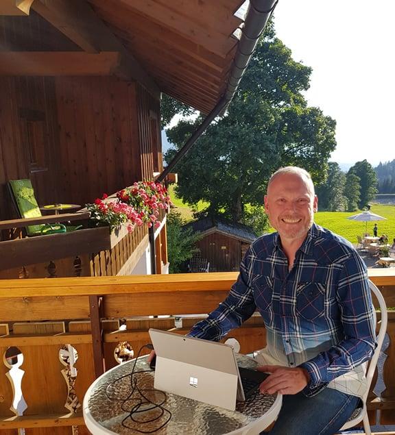 Virtuelles Büro und Digitalisierung