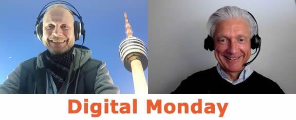 Neues Webinar mit Volker Geyer und Thomas Issler