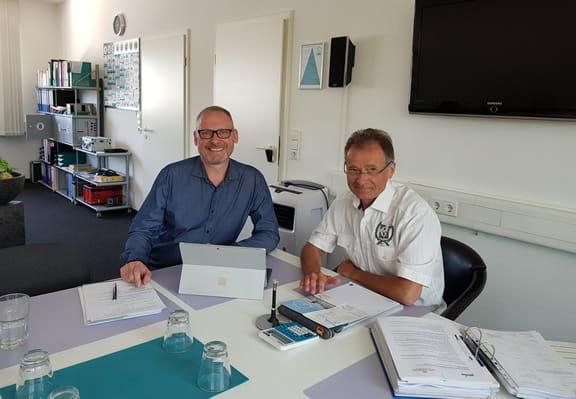 Relaunch der Verwaltungs-Treuhand Lohberger Website mit dem Worldsoft CMS